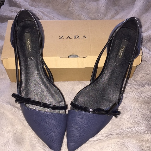 TAkING OFfERS in My Closet!!!  Zara Flats